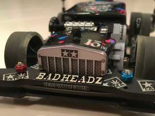 "BULL ROD custom""BADZ""edition"